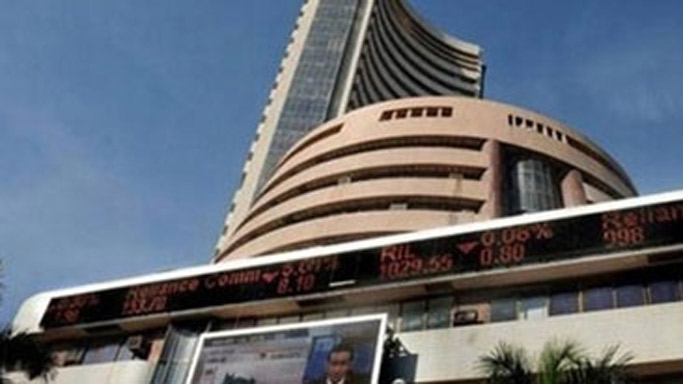 Sensex down 265 points in early trade