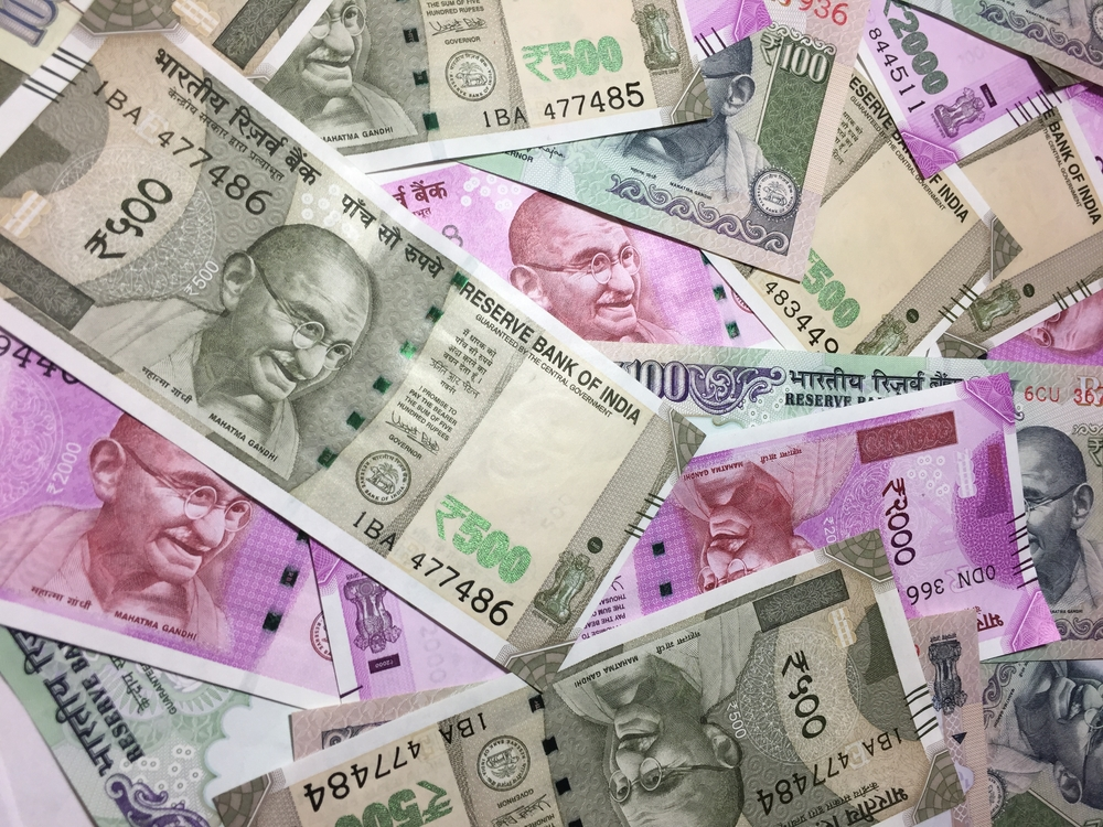 Rupee rises 15 paise against US dollar