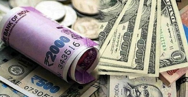 Rupee rises 21 paise to 70.64 against US dollar