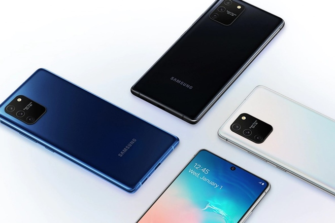 Samsung launches 512GB variant of Galaxy S10 Lite in India