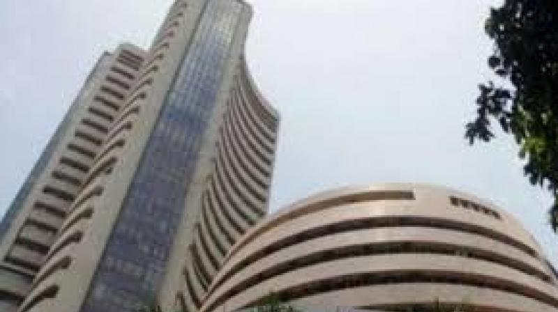Sensex soars over 400 points in early trade