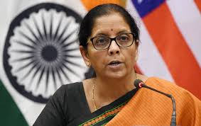 I-T portal issues to be resolved soon: Nirmala Sitharaman