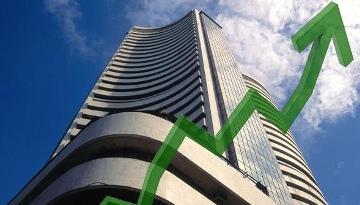 Sensex rises over 150 points ahead of RBI board meet