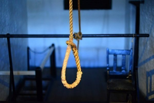 Woman hangs self in Hyderabad