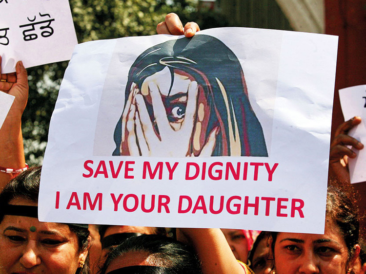 4-year-old girl raped in UP