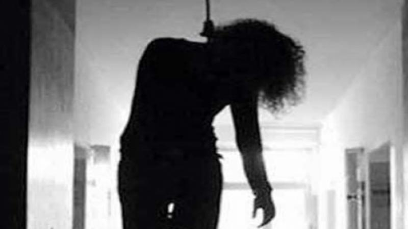 Woman commits suicide in Hyderabad