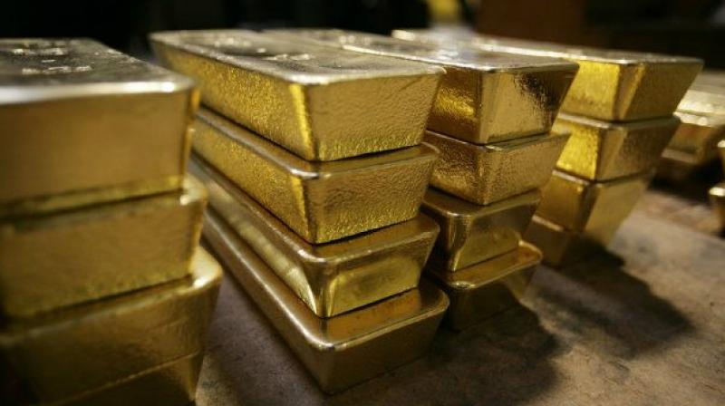 Gold seized from passenger at Hyderabad airport