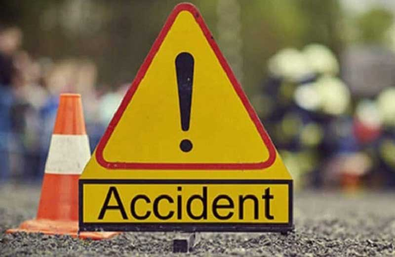Two killed, 25 injured in bus accident in Nalgonda,Telangana State