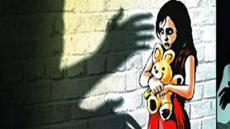 10-year-old girl raped in Hyderabad