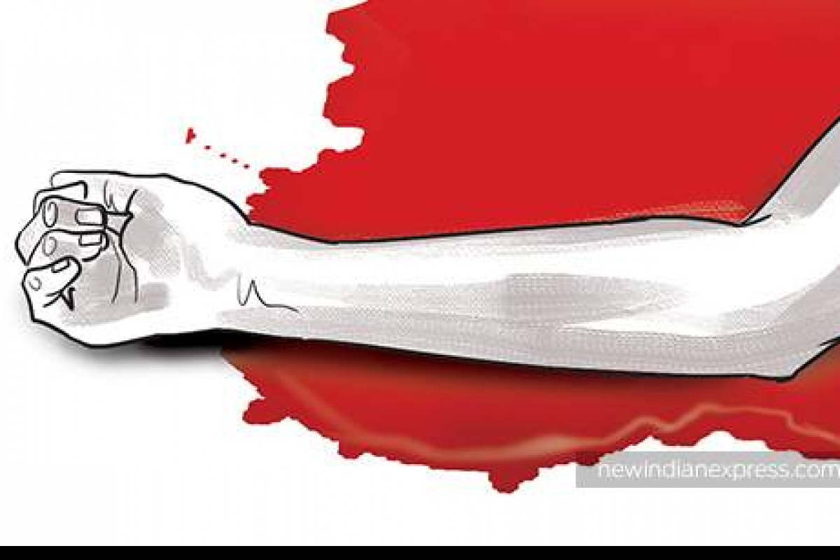 Woman beaten to death by husband in Uttar Pradesh