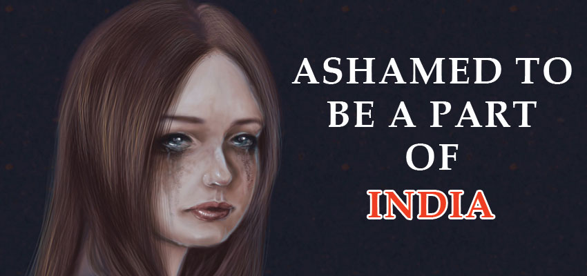 8 men molesting a girl in Bihar