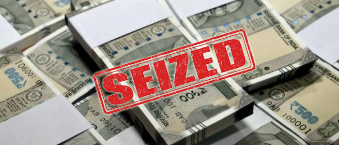 Police seize Rs.29.35 lakh hawala money in poll-bound Telangana