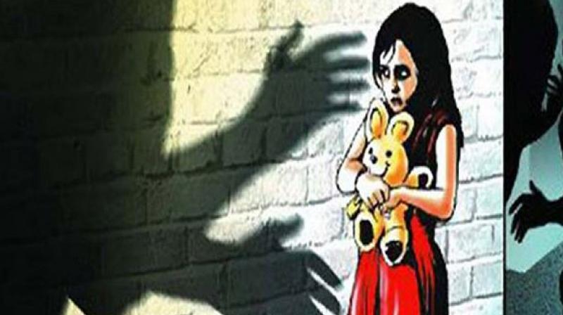 Five year old girl raped by school employee in Hyderabad