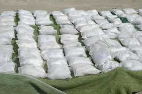 Woman held with 80 packets of narcotic drugs