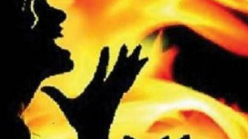 up-woman-sold-gangraped-sets-herself-on-fire-as-police-refuse-to-register-complaint