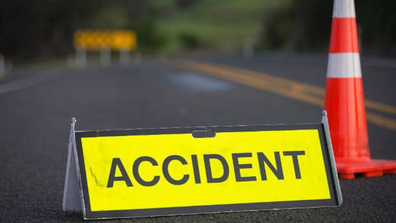 Six members of family died in car accident in Nalgonda district