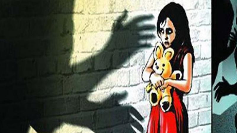 Man sexually assaults 3-year-old girl in Hyderabad