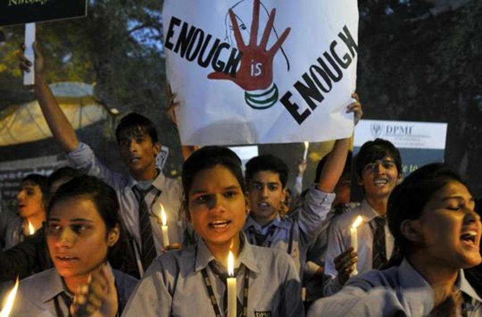 Minor girl allegedly raped  on her way back from Independence Day event