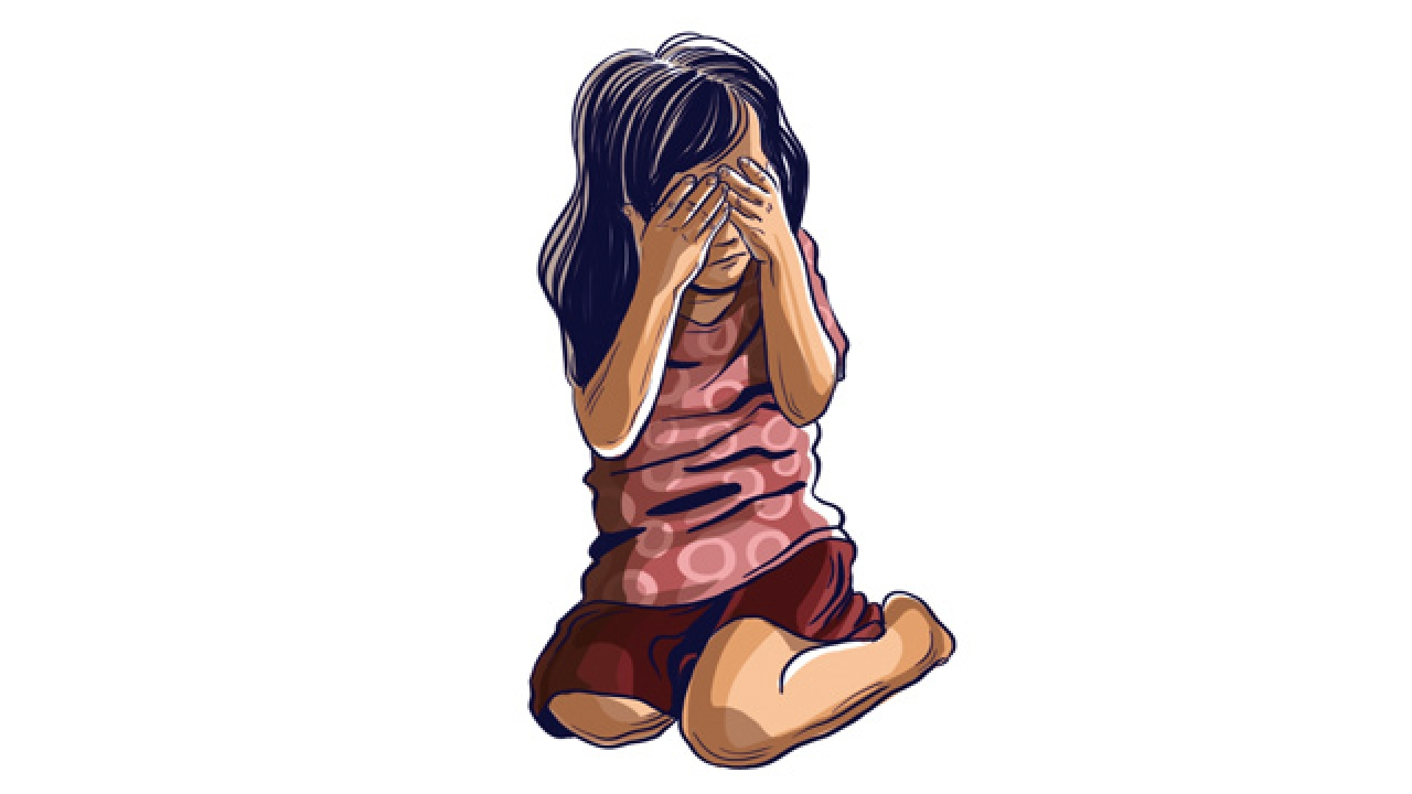 5-year-old girl raped in Wanaparthy,Telangana State