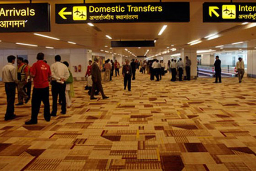 Woman held at IGI Airport with 5 bullets