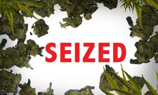 50 kg ganja seized in Hyderabad