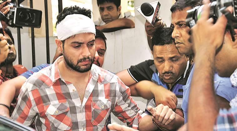 Actor Vikram Chatterjee arrested