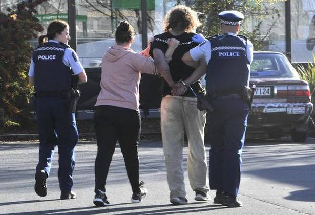 5 injured in stabbings at New Zealand market