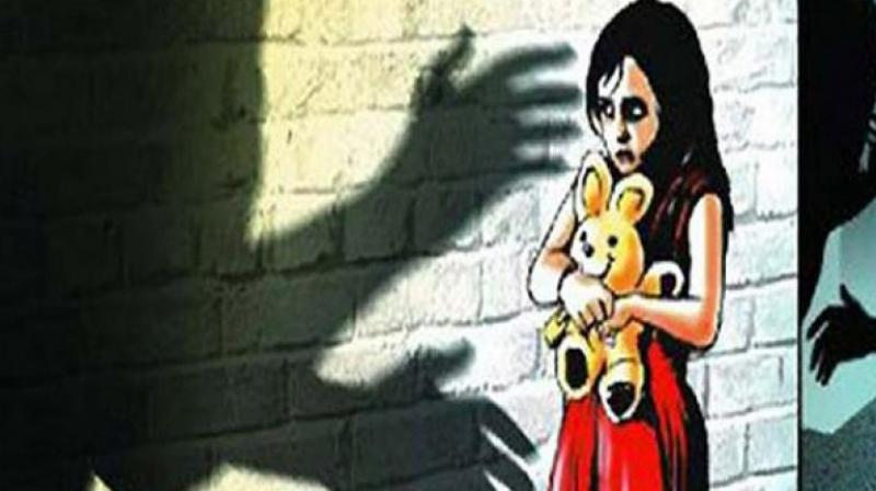 3-year-old girl raped by guard in Delhi, accused thrashed by locals