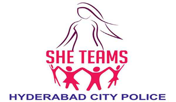 SHE teams nab 7 persons in Hyderabad
