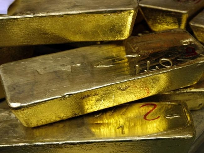 One kg gold seizes at Rajiv Gandhi International Airport, Hyderabad