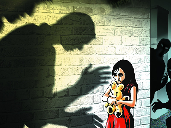 6-year-old girl raped by drug addict