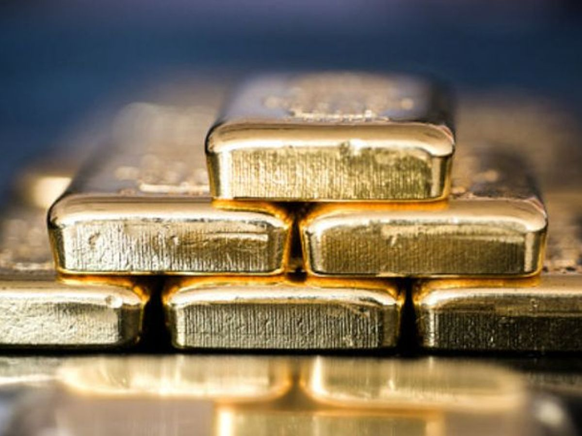 Man held with gold bars at RGIA airport