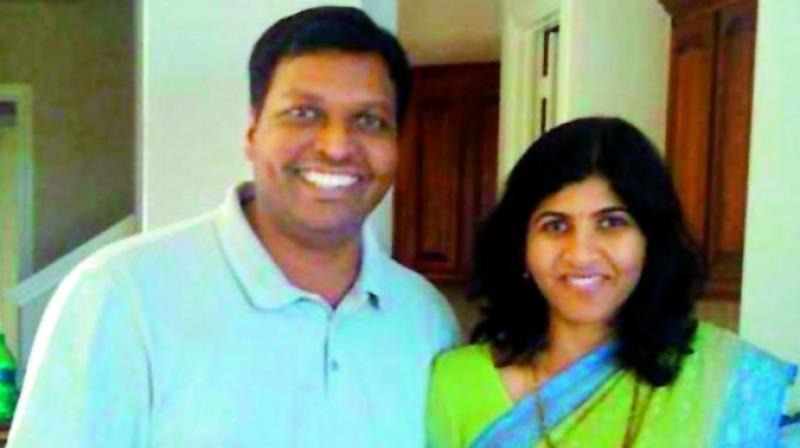 Indian-American couple from Hyderabad found dead in Texas home