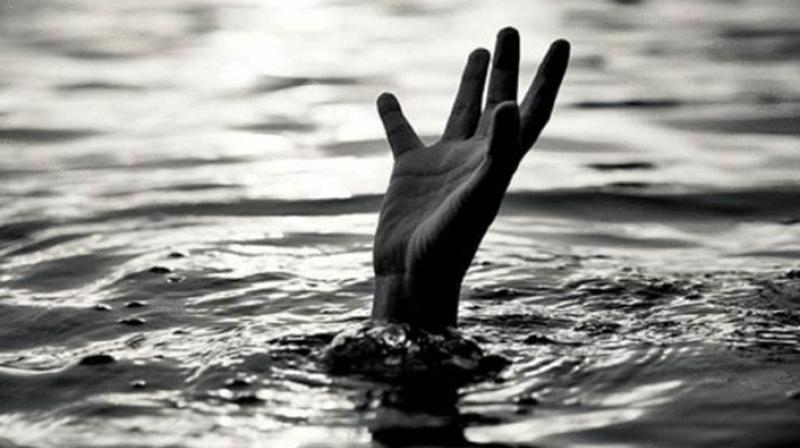 Woman attempts suicide bid along with two kids in Hyderabad