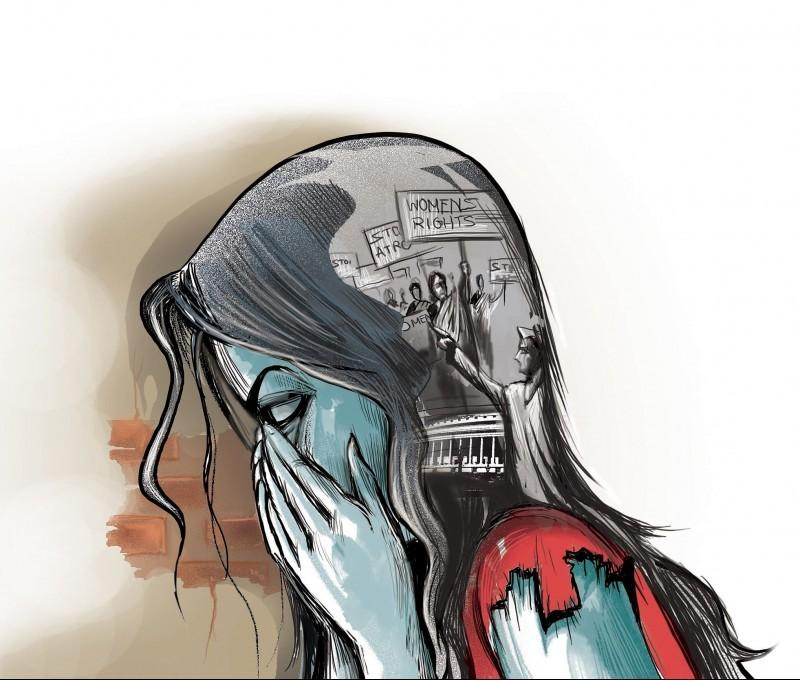 9-year-old girl was sexually assaulted allegedly by a 50-year-old rickshaw man