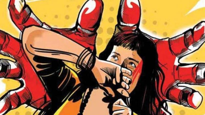 Minor girl raped & killed in Nirmal district