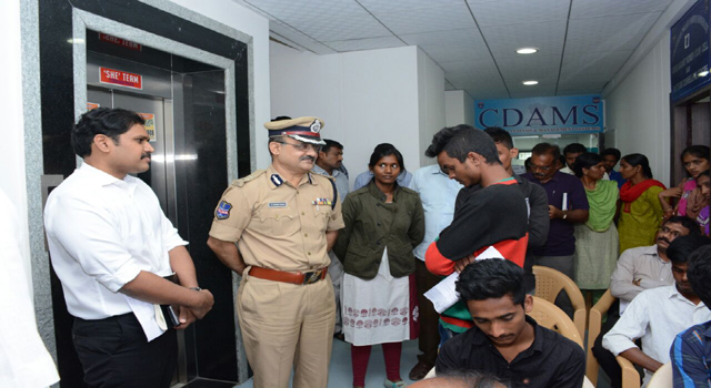 25 students nabbed for eve teasing in Hyderabad
