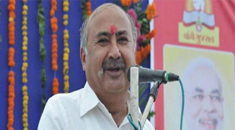 Former BJP MLA Jayanti Bhanushali shot dead in Express train