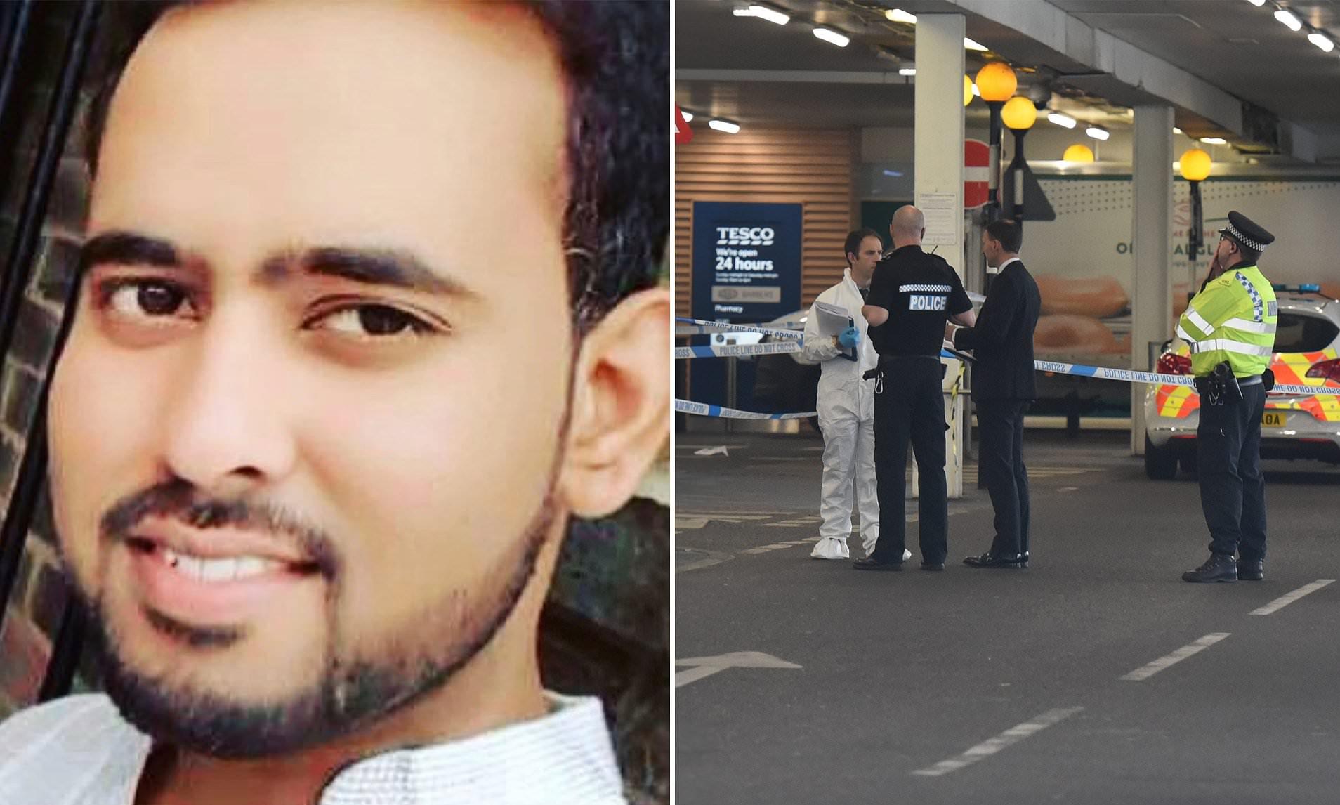 Pak national held for Hyderabad man murder in London