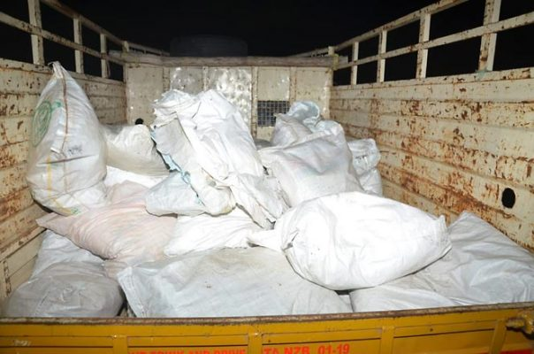 Police seize 1250 kg of Chloral Hydrate in Nizamabad