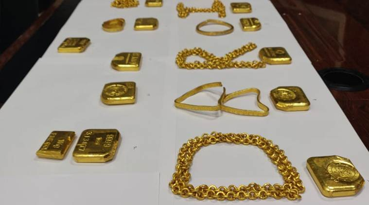 Rs.2.17 crore gold seized at RGIA airport