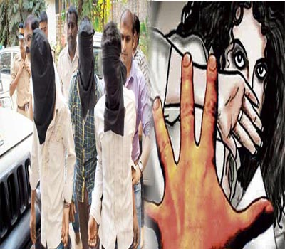 4 men accused of gangraping 16-year-old girl in Goregaon