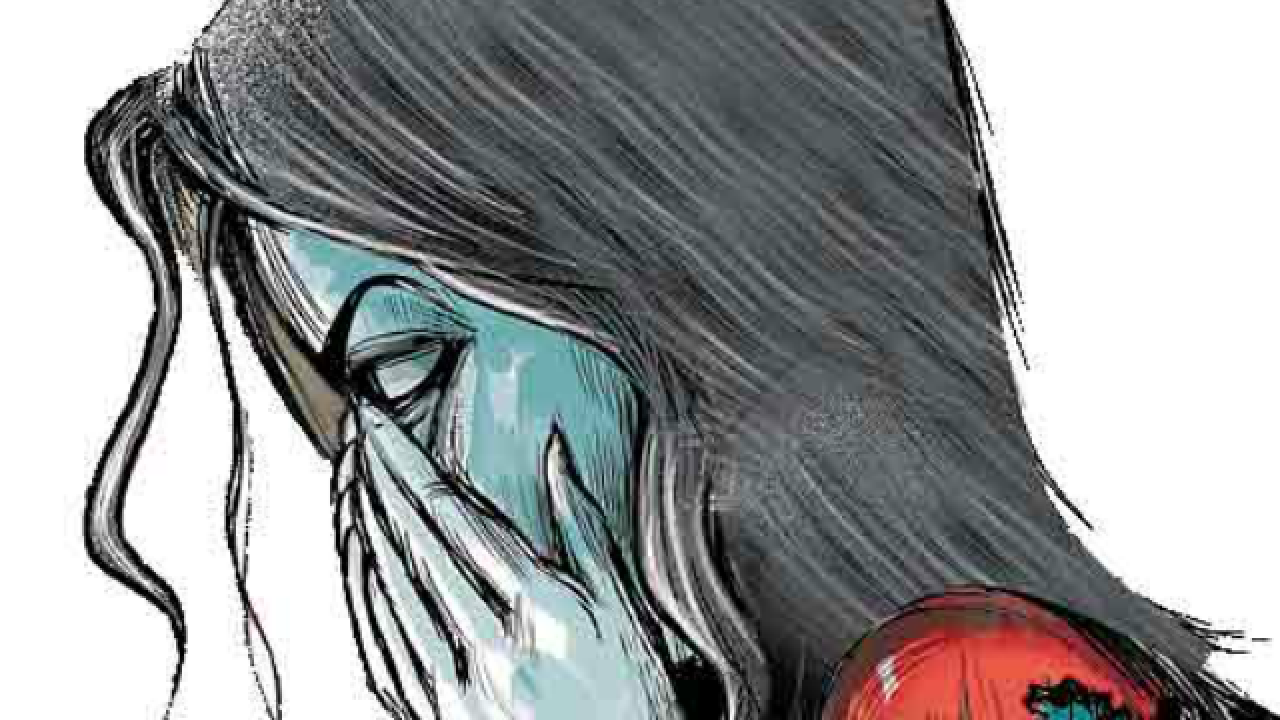 Minor girl abducted, raped