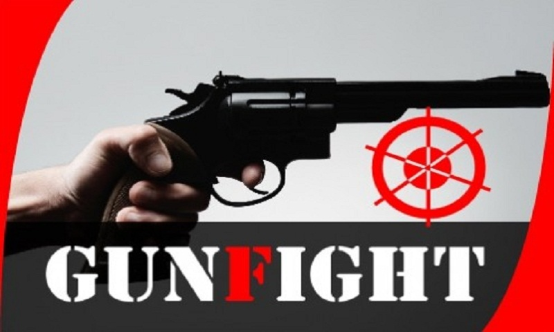 Three criminals held after gunfight in Noida