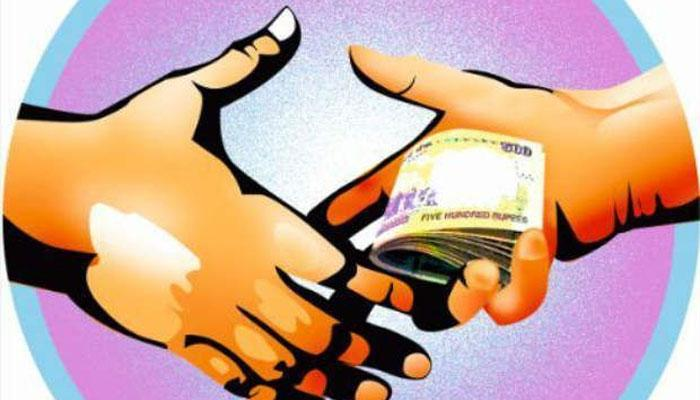 Deputy tahsildar caught with Rs.3 lakh bribe