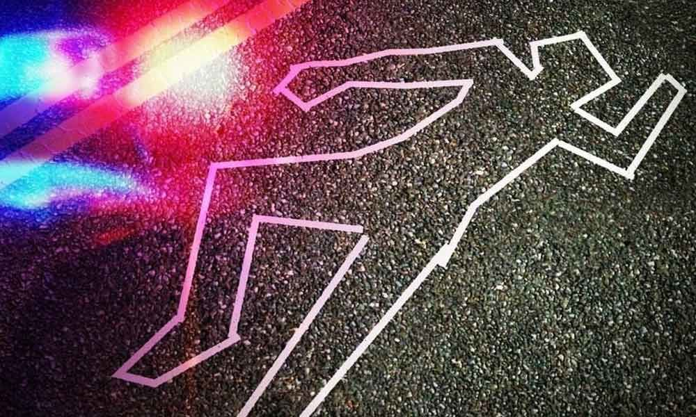 Auto-driver murdered by unidentified persons in Hyderabad