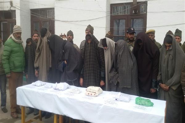 5-suspected-drug-peddlers-arrested-in-jk
