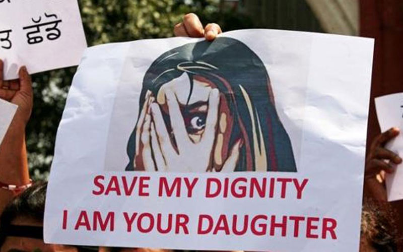 13-year-old girl was allegedly abducted and raped by three men in Shamli