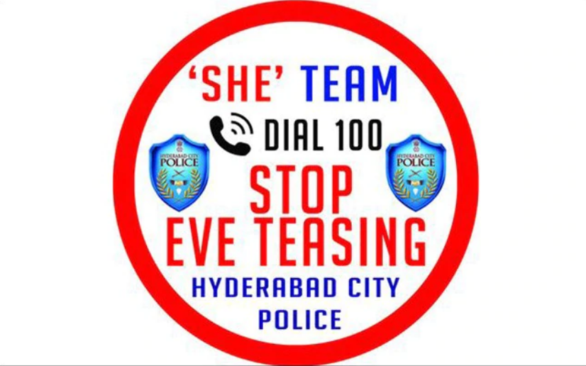 SHE Teams apprehends 12 culprits for eve-teasing