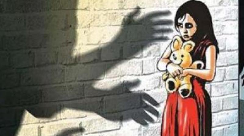 9-year-old girl raped by neighbour in Hyderabad